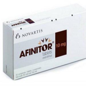 Афинитор 10 мг (Afinitor 10 mg) - купить в Москве