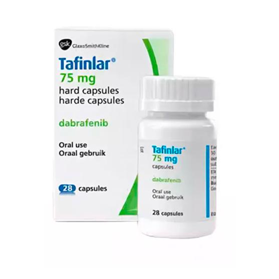 Тафинлар 75 мг (Дабрафениб) - купить в Москве