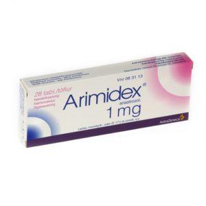 Аримидекс (Анастрозол) - купить в Москве